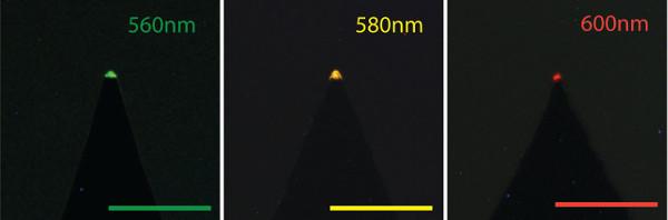 nano led probes